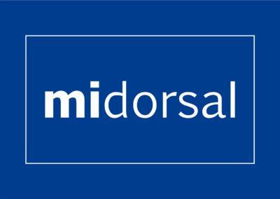 Mi dorsal logo
